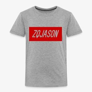 ZQJasons Name Icon - Toddler Premium T-Shirt
