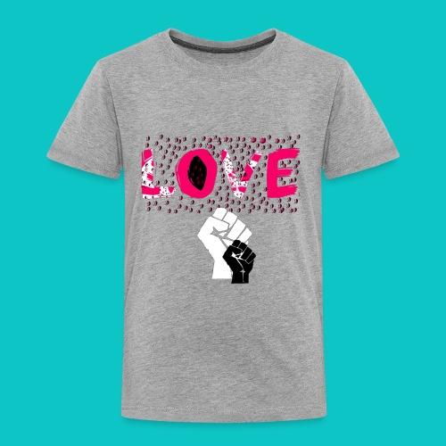 tshirt_1_love_wo_black_2_4 - Toddler Premium T-Shirt