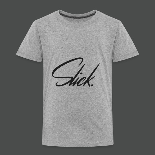 Slick Logo - Toddler Premium T-Shirt