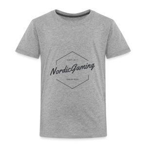NordicGaming T-shirt - Toddler Premium T-Shirt