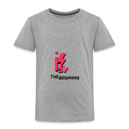 iKev: The Beginning - Toddler Premium T-Shirt