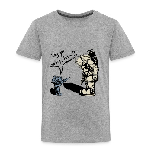 Big Daddy - Toddler Premium T-Shirt