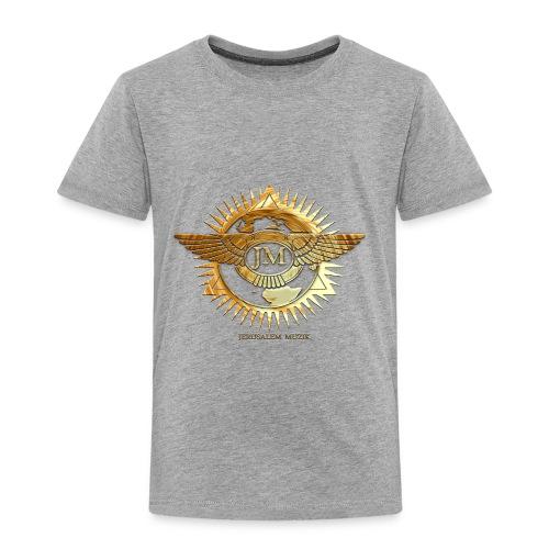 Jerusalem Music Logo - Toddler Premium T-Shirt