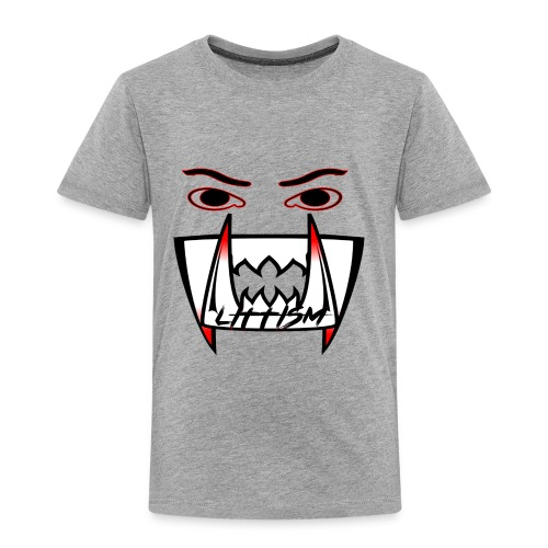 Littism Vampire Glory Face - Toddler Premium T-Shirt