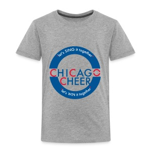 CHICAGO CHEER.com - Toddler Premium T-Shirt
