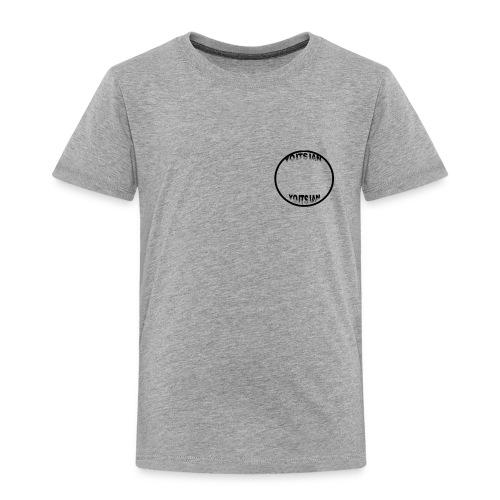 Circular Design - Toddler Premium T-Shirt
