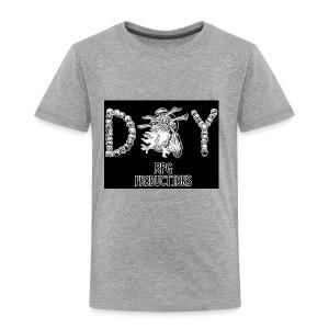DIY RPG Productions Demon Metal - Toddler Premium T-Shirt