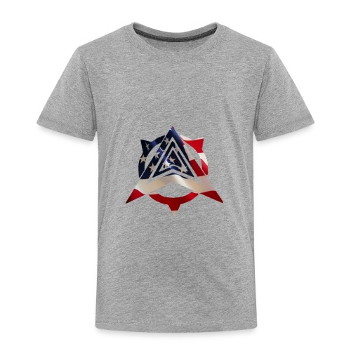United States Flag - Toddler Premium T-Shirt