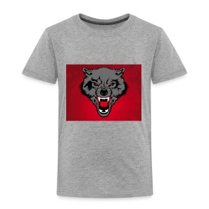 Wolf Pack - Toddler Premium T-Shirt