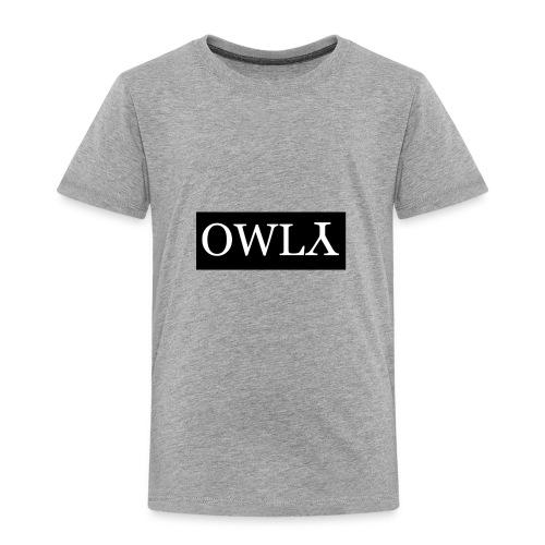 OWLY - Toddler Premium T-Shirt