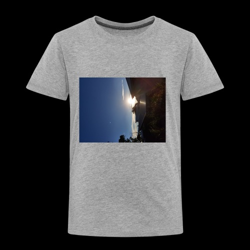 we dont sleep alone - Toddler Premium T-Shirt