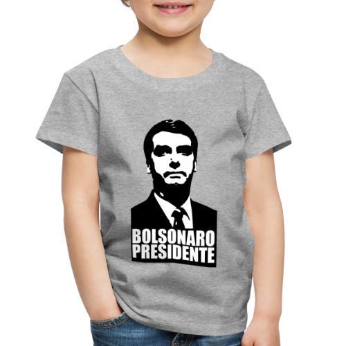 Bolsonaro Presidente - Toddler Premium T-Shirt