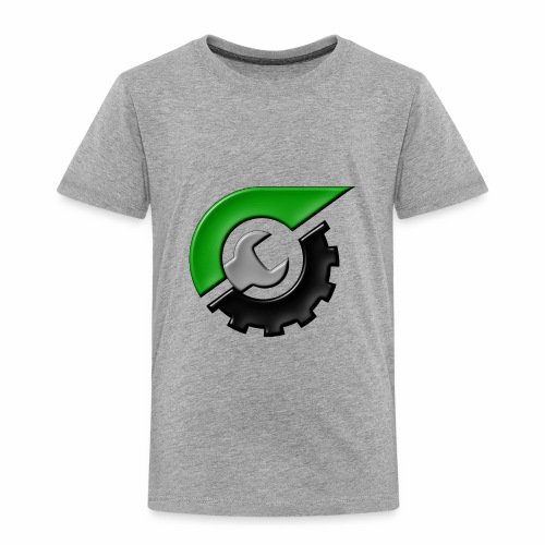 JeepSolid Logo - Toddler Premium T-Shirt