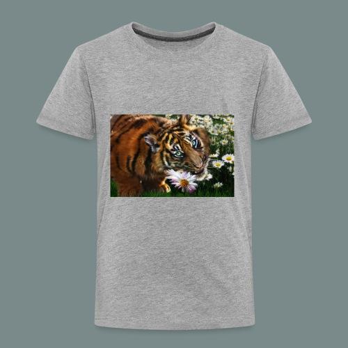 Tiger flo - Toddler Premium T-Shirt