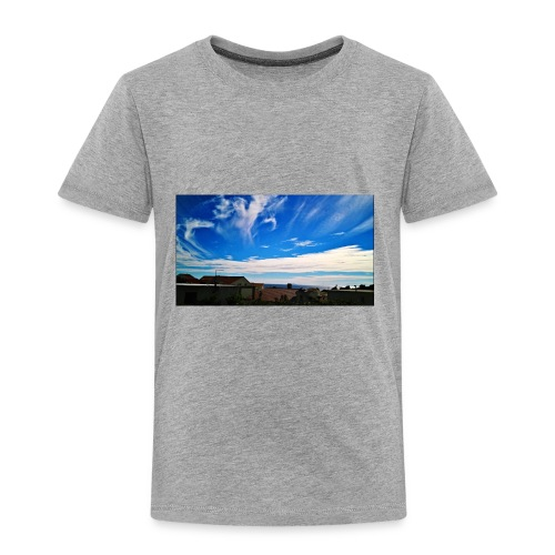 Autumn can be beautiful - Toddler Premium T-Shirt