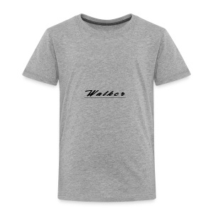 Walker - Toddler Premium T-Shirt