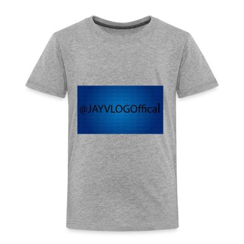 JAYVLOGOffical - Toddler Premium T-Shirt