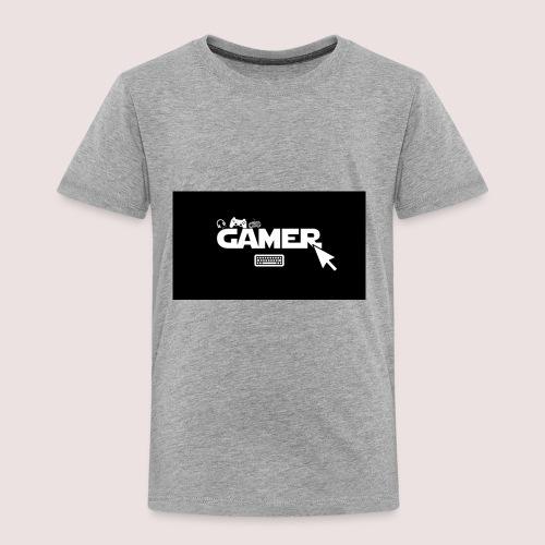 GAMER - Toddler Premium T-Shirt