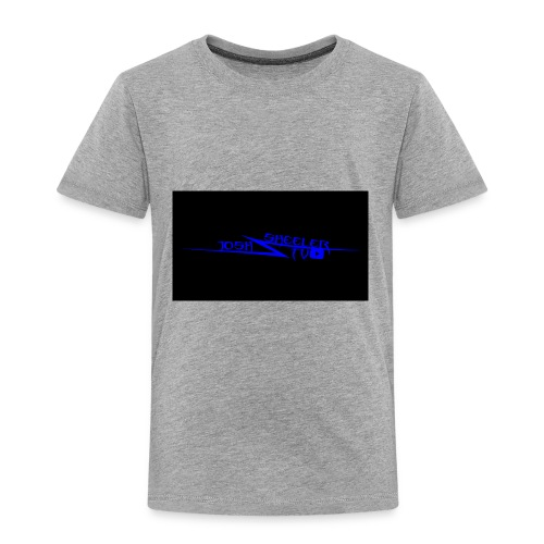 JoshSheelerTv Shirt - Toddler Premium T-Shirt