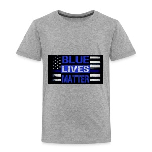 blue-lives-matter-membership-1-1024x538 - Toddler Premium T-Shirt