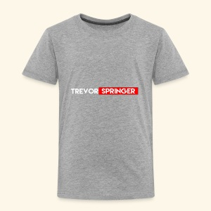Trevor Springer (YOUTUBE EDITION) - Toddler Premium T-Shirt