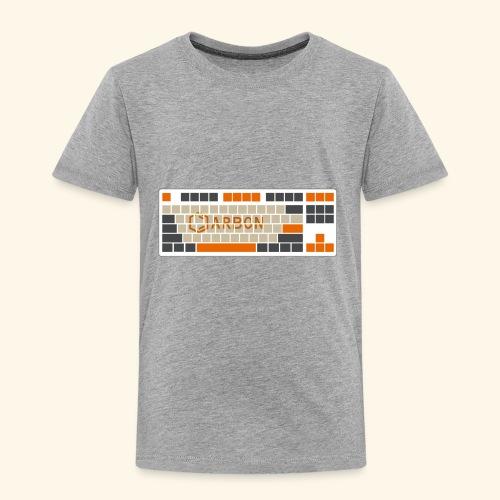 Carbon - Toddler Premium T-Shirt