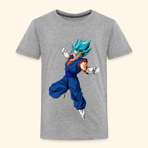Vegito super saiyan blue - Toddler Premium T-Shirt
