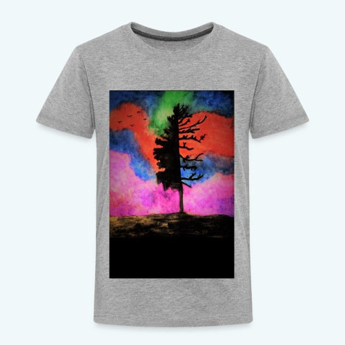 colorful_tree - Toddler Premium T-Shirt
