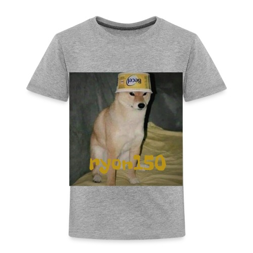 Butter Dog Logo - Toddler Premium T-Shirt