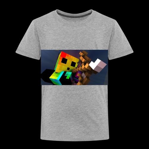 MathWolfGaming - Toddler Premium T-Shirt