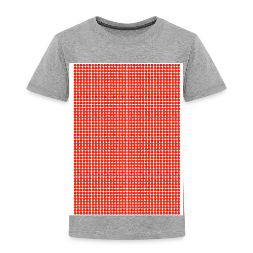 dots - Toddler Premium T-Shirt