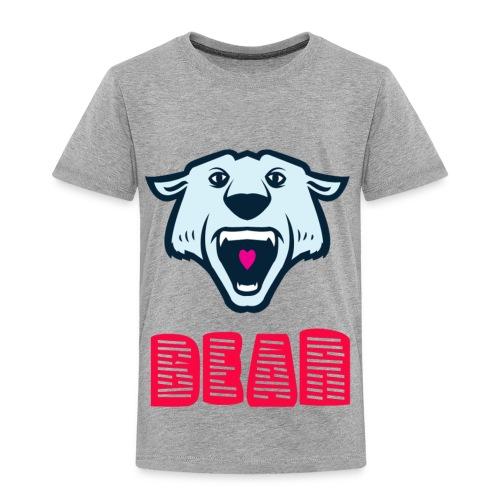 its a bear - Toddler Premium T-Shirt