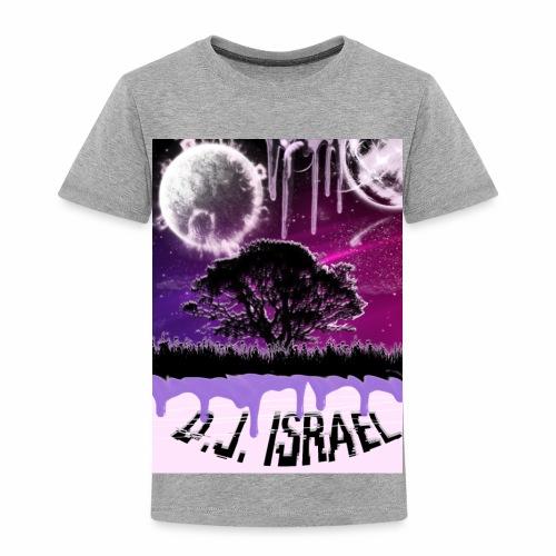 TOF Family Custom Dj Israel syrup - Toddler Premium T-Shirt