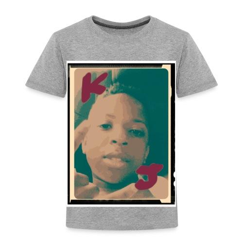 KJ so cool - Toddler Premium T-Shirt