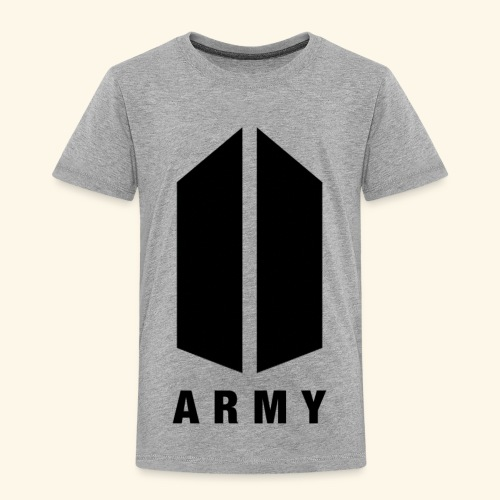 BTS ARMY MERCH - Toddler Premium T-Shirt