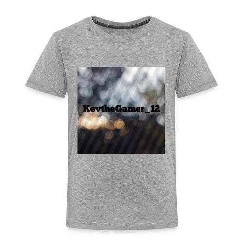 The KevtheGamer_12 store - Toddler Premium T-Shirt