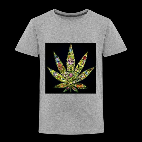 Marijuana - Toddler Premium T-Shirt