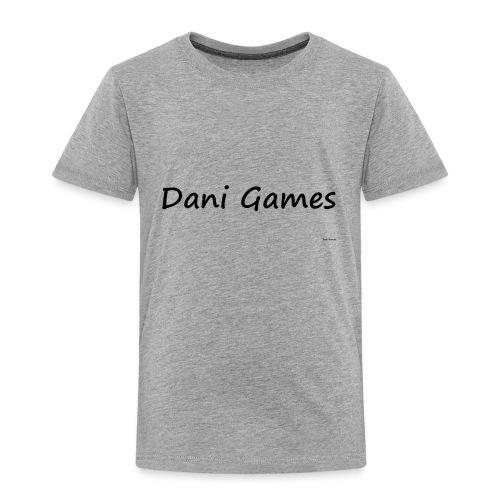 Dani games - Toddler Premium T-Shirt