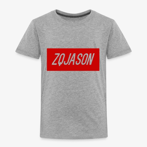 ZQJasons Name Icon - Toddler Premium T-Shirt