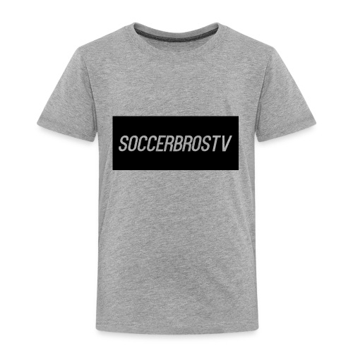 SoccerBrosTv - Toddler Premium T-Shirt