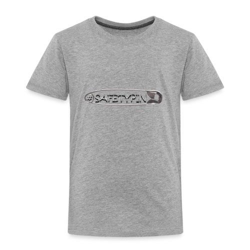 Safety Pin - Toddler Premium T-Shirt