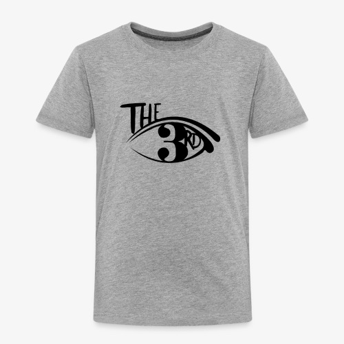 The 3rd Eye by TeamAntho - Toddler Premium T-Shirt