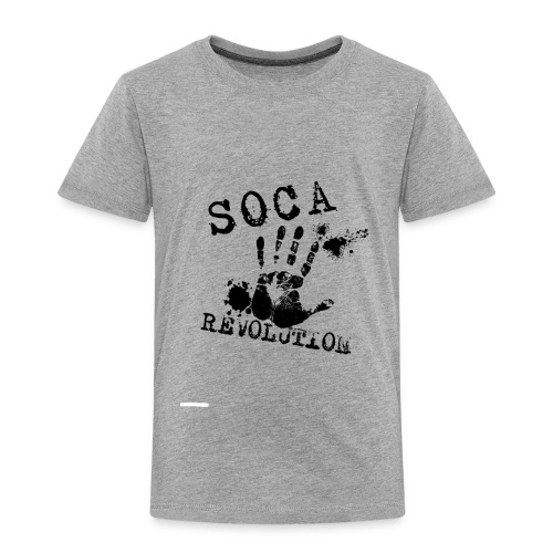 Soca Revolution - Toddler Premium T-Shirt