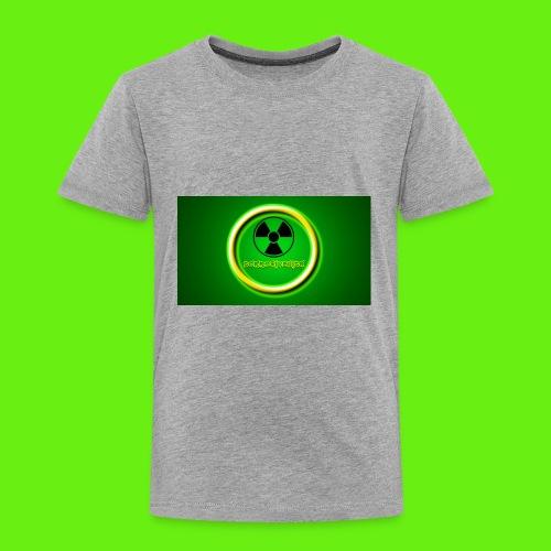 CorrosiveLick Reborn logo - Toddler Premium T-Shirt