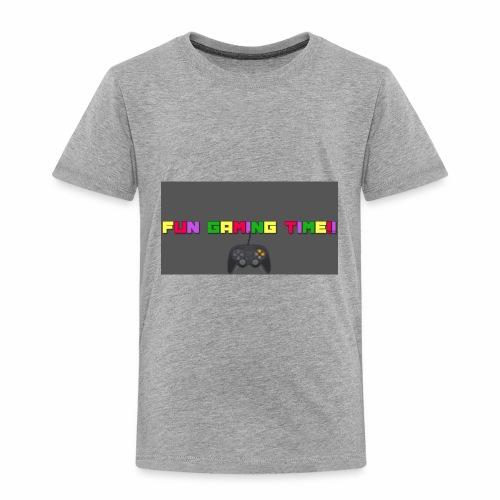 It's Gaming Time - Toddler Premium T-Shirt