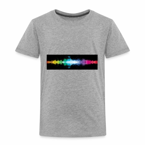 Color Strip - Toddler Premium T-Shirt