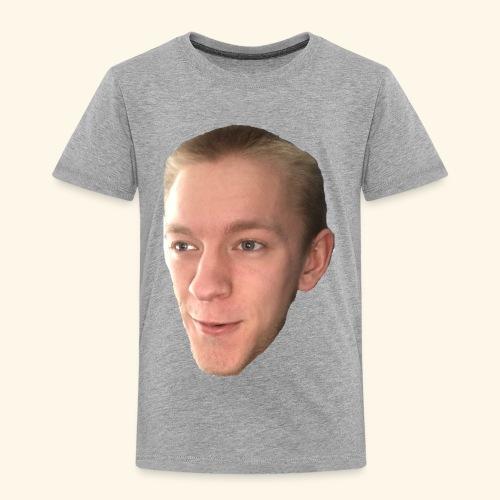 Chaz's Beautiful Face - Toddler Premium T-Shirt