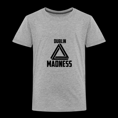 The triangle of madness - Toddler Premium T-Shirt