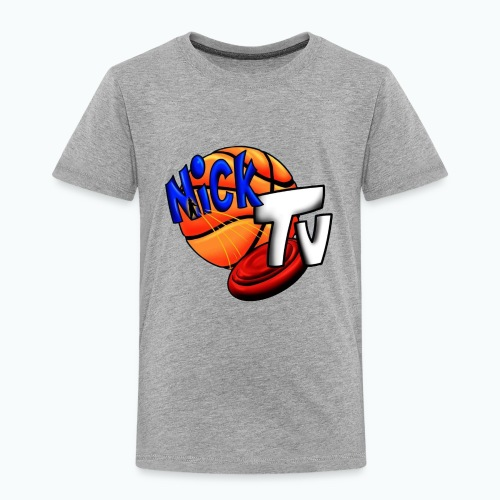 Nick TV Big and Tall - Toddler Premium T-Shirt