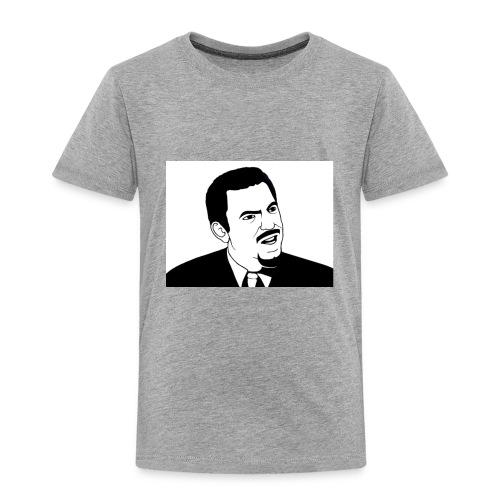 Dave Silverman - Toddler Premium T-Shirt